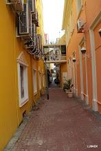 Photo: Calles de Willemstad, Curazao