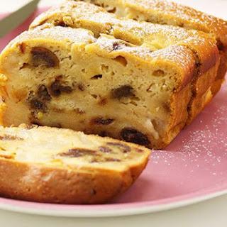 Pear & Date Cake