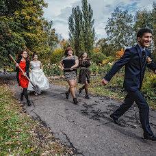 Wedding photographer Aleksandr Marashan (morash). Photo of 11.11.2015
