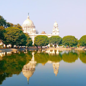 Queen's palace by Debabrata Deb - City,  Street & Park  Historic Districts