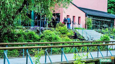 """Photo: 59. Jahrestagung der DGPuK über """"Digitale Öffentlichkeit(en)"""" an der Universität Passau  Audimax   Foto: Janertainment Janine Amberger"""