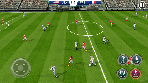 Play Soccer Cup 2020: Football League apkmr screenshots 2