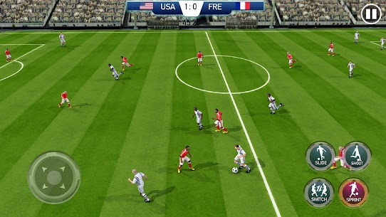 Play Soccer Cup 2020: Dream League Sports Mod Apk Download For Android 1