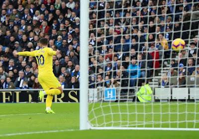"""Trois buts et un assist en deux matchs, mais """"Eden Hazard n'est pas à 100%"""""""
