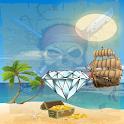 Pirate Jewels Game icon