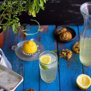 Lemon Verbena (Αλοιζα) Iced Tea Recipe