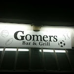 Logo for Gomers Bar and Grill