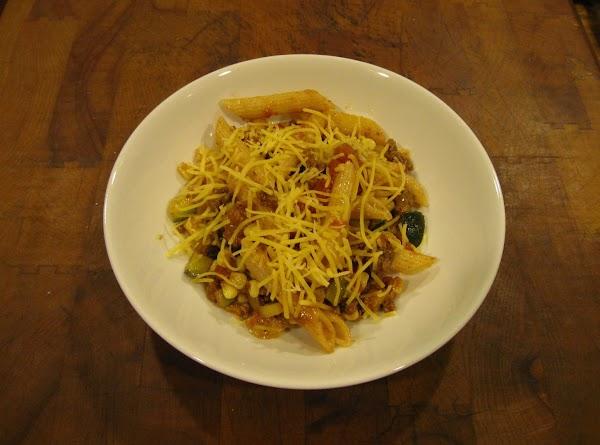 Stovetop Chili Mac Recipe