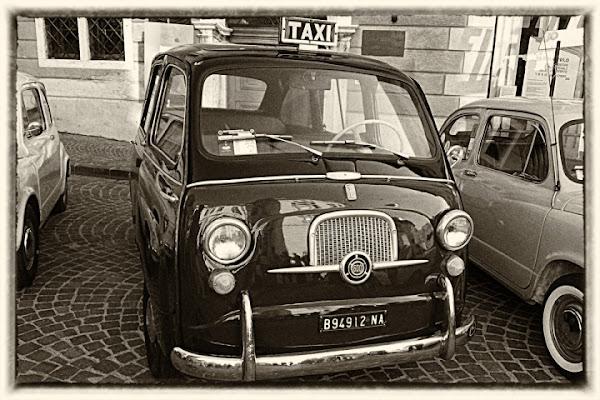 TAXI ITALIANO di zik_nik
