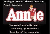 Get set for Annie!