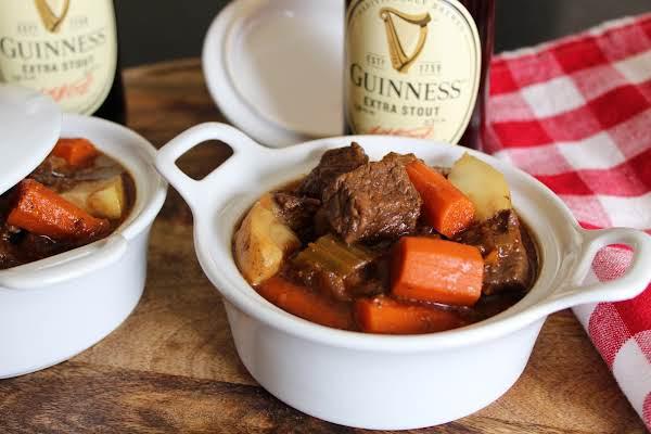 Irish American Guinness Stew Recipe