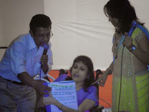 Photo: First Annual Celebration of our Sparsh Foot Spa
