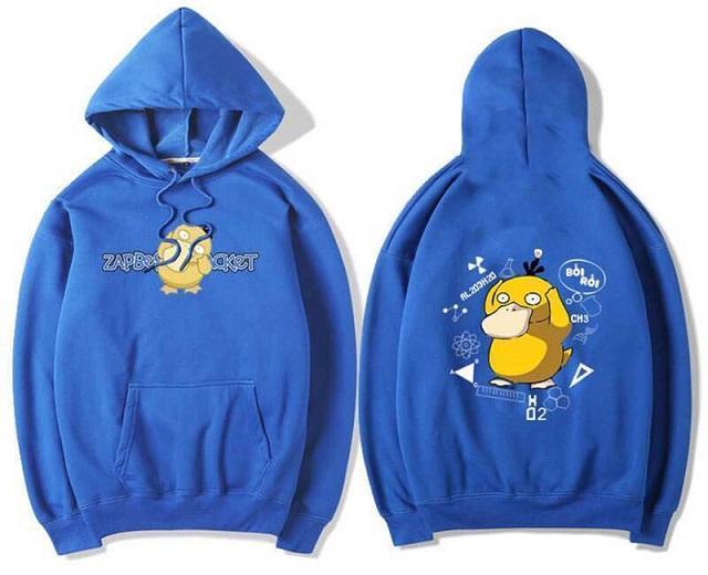 Mẫu áo lớp hoodie