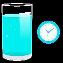 喝水提醒警报 icon