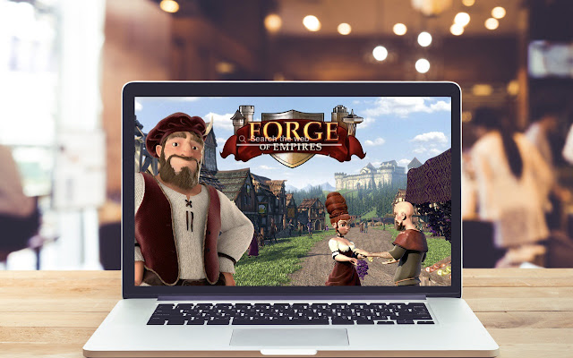Forge of Empires HD Wallpapers Game Theme