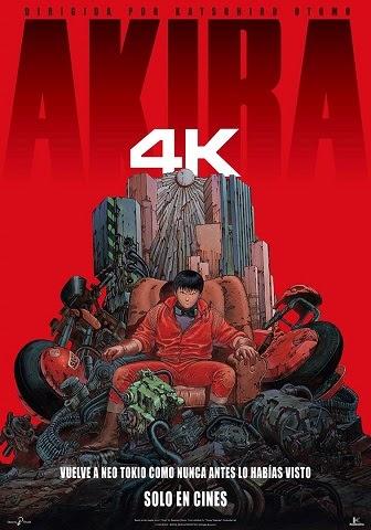 Akira en 4K