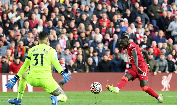 The goal was the 99th in the Premier League for Liverpool's number 10