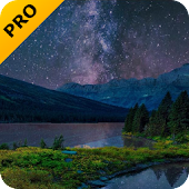Mountain Spring Pro Live Wallpaper