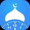 Ramadan Times: Azan, Prayer Times, Duas & Qibla icon
