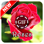 Rose Gif Collection Icon