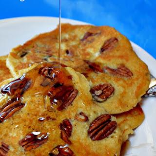 Light Buttermilk Pancakes