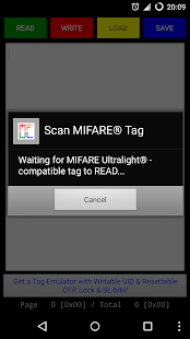 MIFARE++ Ultralight- screenshot thumbnail