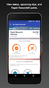Southwest Airlines Screenshot 5