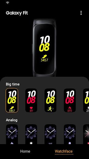 Galaxy Fit Plugin screenshot 4