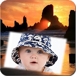 Sunset Photo Frame Apk