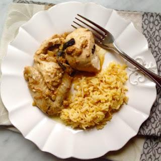River Cafe'S Chicken in Milk Recipe