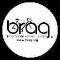 Bicycle Ride Across Georgia icon