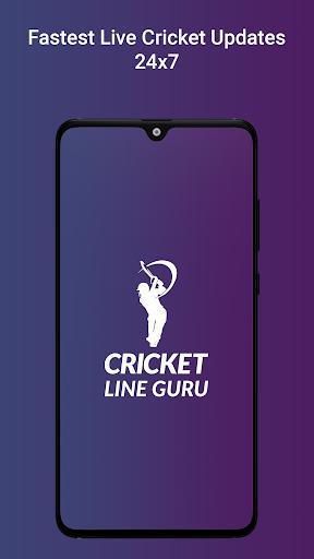 Cricket Line Guru : Fast Live Line  Paidproapk.com 2