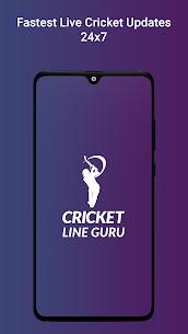 Cricket Line Guru : Fast Live Line 2