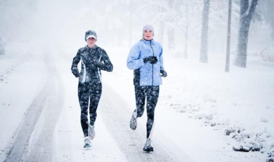 Бег зимой - лайфхаки и секреты