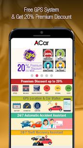 ACar – Online Renew Insurance & App Download For Android 2