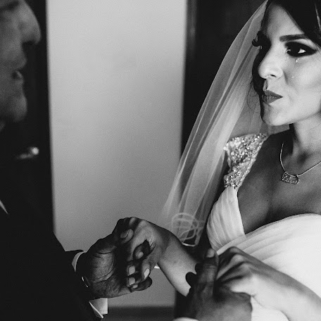 Wedding photographer Daniel Padilla (danielpadilla). Photo of 29.12.2017