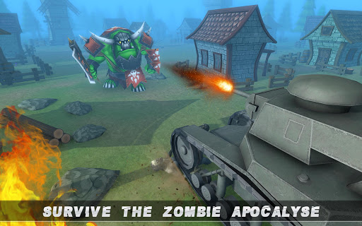 Dead Target Army Zombie Shooting Games: FPS Sniper 1.0 de.gamequotes.net 3