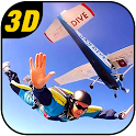 Flying Stunt : Sky Diving icon