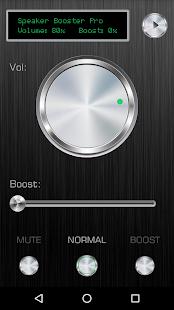 Speaker Booster Black Edition - náhled
