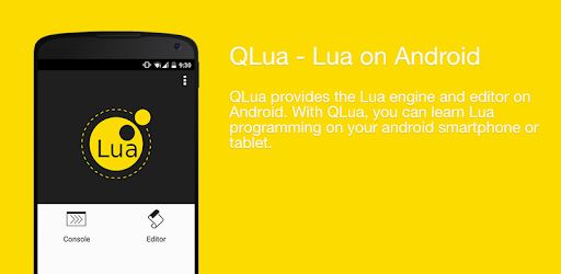 QLua - Lua on Android - Apps on Google Play