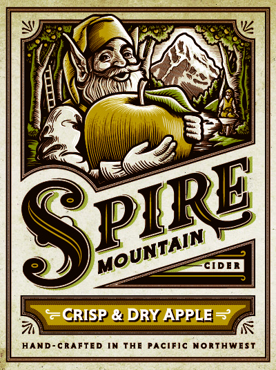 Logo of Spire Crisp & Dry