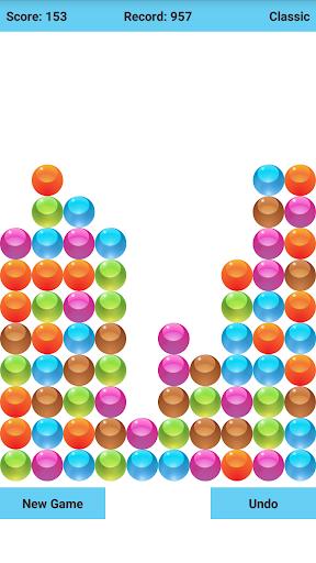 Bubble Pop Puzzle screenshot 1