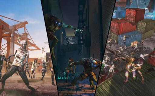 ZOMBIE SHOOTING SURVIVAL: Offline Games apkdebit screenshots 16