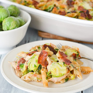 Chicken Penne Pasta Bake With White Sauce Recipes