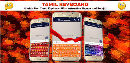 Tamil Keyboard 2020 - by Sehnsa Free Apps - Personalization