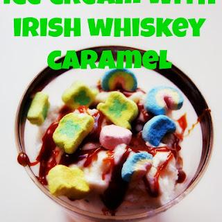 Irish Whiskey Caramel & Lucky Charms