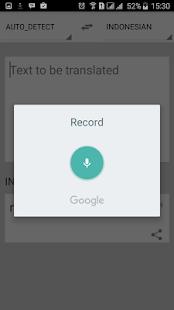 Kamus Semua Bahasa screenshot