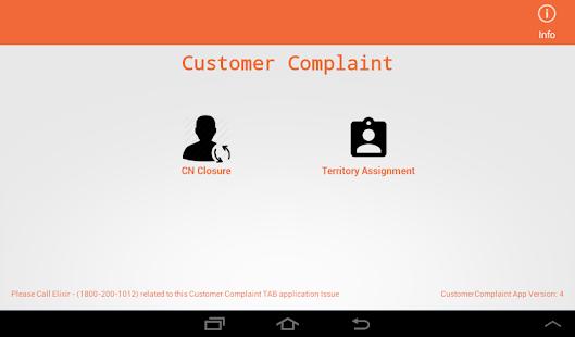 Customer-Complaint 4