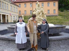 Photo: Zakwaterowano nas w klasztorze u sióstr jakichśtam.