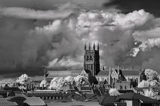 Photo: August 25th (b) Infrared Photo (Clive Haynes)